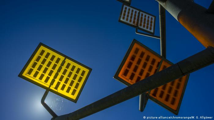 Ульм (Баден-Вюртемберг) Альтернативна енергетика Німеччини