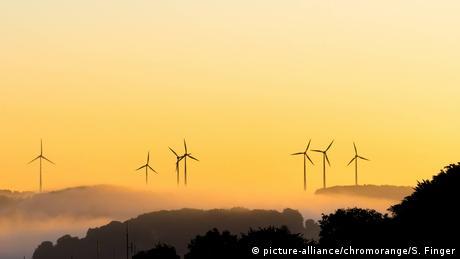 Зауерланд (Північний Рейн-Вестфалія) Альтернативна енергетика Німеччини