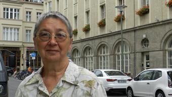 Александра Королева в Берлине, 15 июля