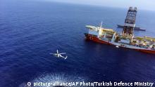 Zypern EU berät über Sanktionen gegen die Türkei