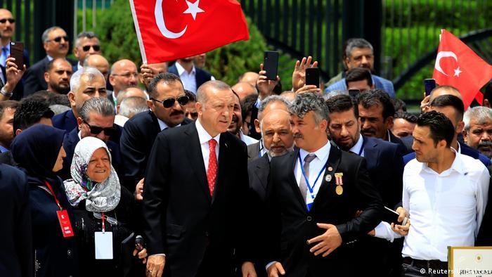 Türkei erinnert an Vereitelung von Putschversuch vor drei Jahren