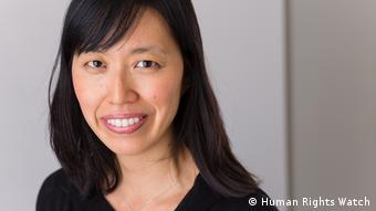 Grace Meng (Human Rights Watch)