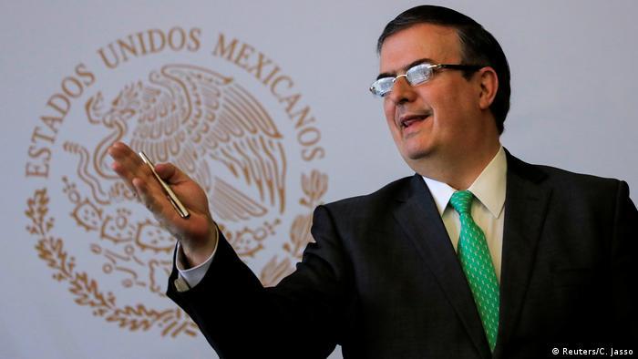 Canciller de México, Marcelo Ebrard: México no es ni aceptará ser tercer país seguro, tenemos mandato en ese sentido del presidente de la República y es consenso en el Senado de todas las fuerzas políticas.