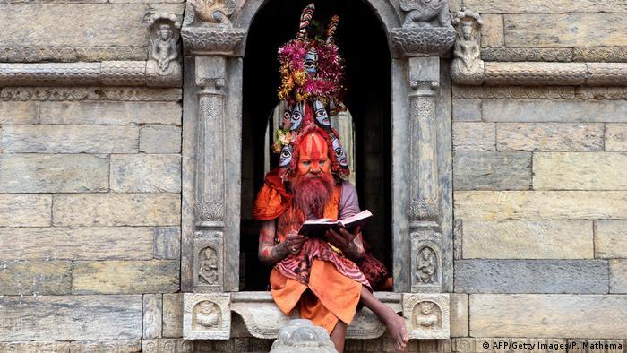 BdTD Bild des Tages deutsch | Nepal | Sadhu