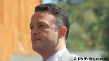 Mazedonischer Unternehmer Orce Kamcev ist Hauptzeuge im Ermittlungsfall Reket (Erpressung)