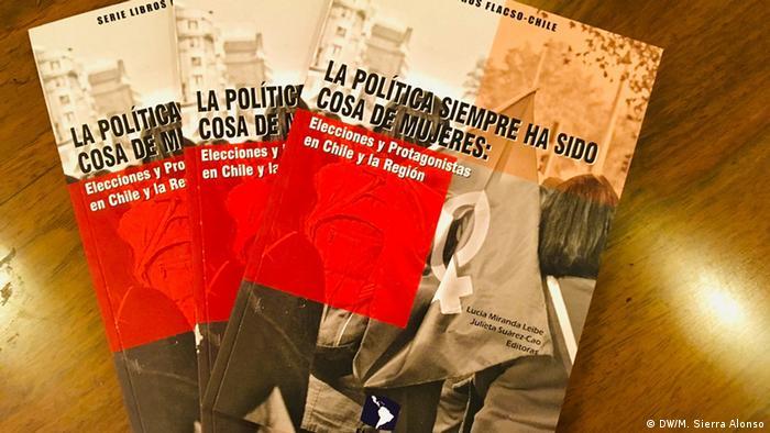 Politische Konferenz zur Wahl in Chile (DW/M. Sierra Alonso)