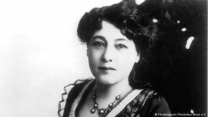 Alice Guy Regisseurin (Förderverein Filmkultur Bonn e.V.)