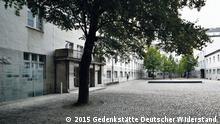 Ehrenhof der Gedenkstätte Deutscher Widerstand, Berlin