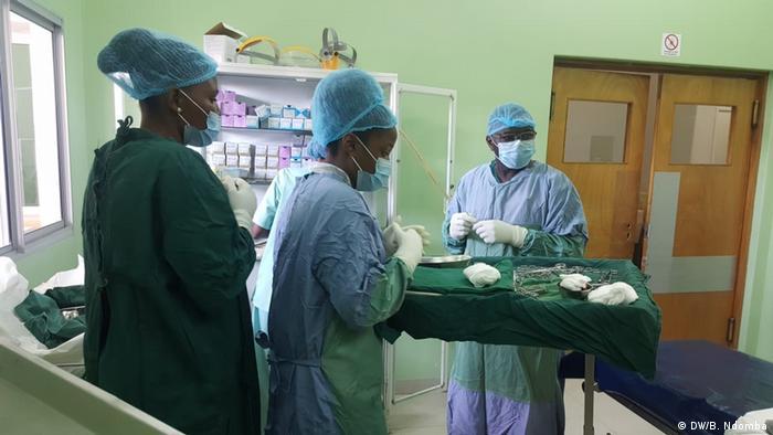 Zentrum für Neurochirurgische und Hydrozephalusbehandlung Angolas