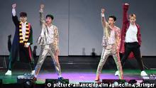 Südkorea Band Super Junior