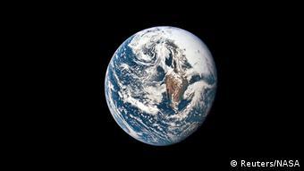 Sicht der Erde aus dem All (Reuters/NASA)