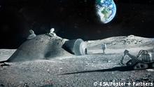 ESA Mond-Dorf