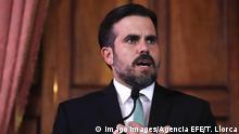 Puerto Rico PK Ricardo Rossello