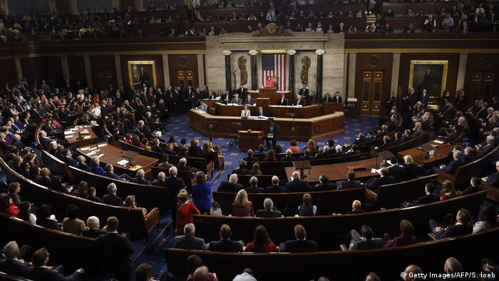 USA Repräsentantenhaus in Washington DC