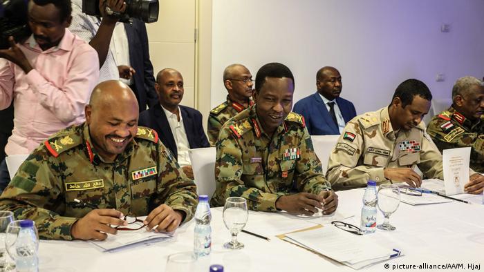 Sudan Khartoum   Friedensgespräche