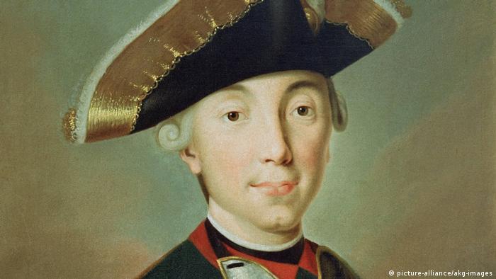 Malerei | Peter III. von Rußland