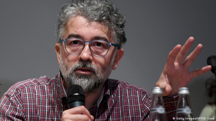 Sınır Tanımayan Gazeteciler Örgütü (RSF) Türkiye temsilcisi Erol Önderoğlu