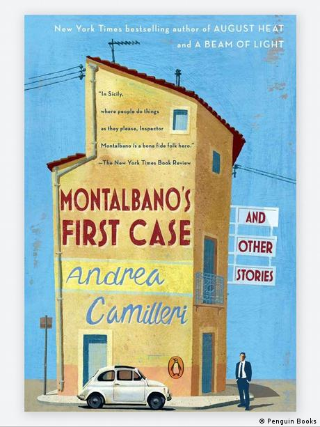 Montalbano's First Case and Other Stories by Andrea Camilleri (Penguin Books)