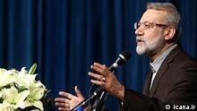 Ali Larijani - iranischer Parlamentspräsident