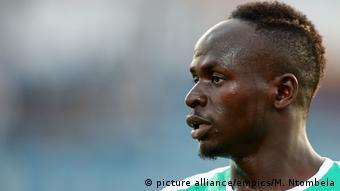 Sadio Mane Africa Cup