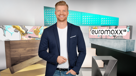 DW Euromaxx Moderator Max Merill (Artikelbild)