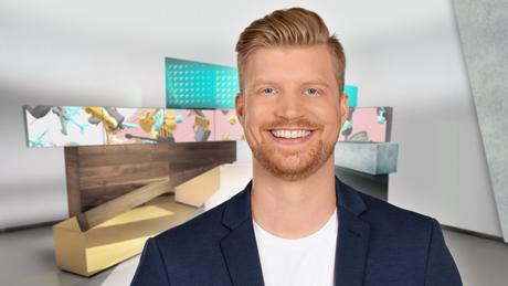 DW Euromaxx Moderator Max Merill (Teaser)