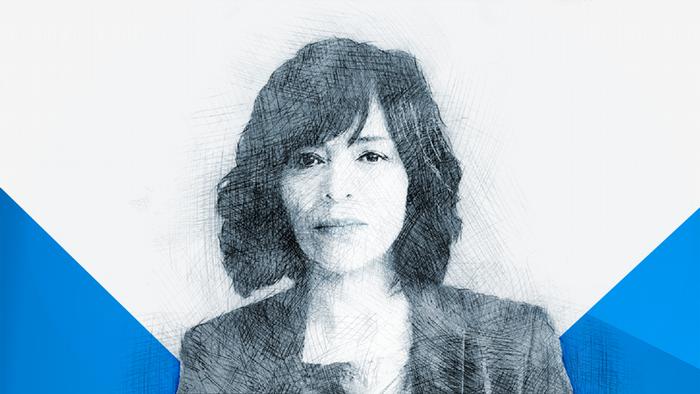 Anabel Hernández, columnista de DW.