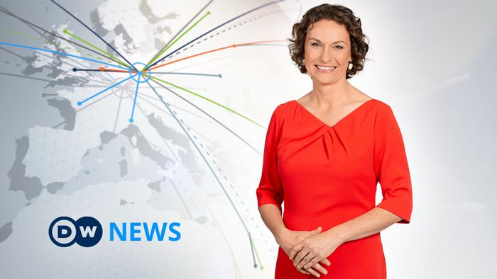 DW News Moderatorin Anja Kueppers-McKinnon (Artikelbild)