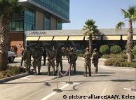 Tödlicher Feuerüberfall auf türkische Diplomaten in Erbil