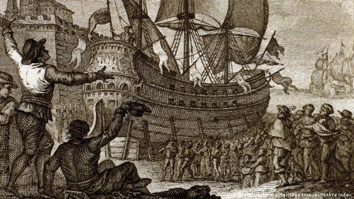 Первое кругосветное плавание в истории человечества