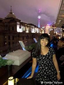 Megan Chua Shanghai
