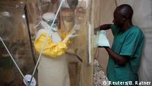 Kongo Ebola Ausbruch