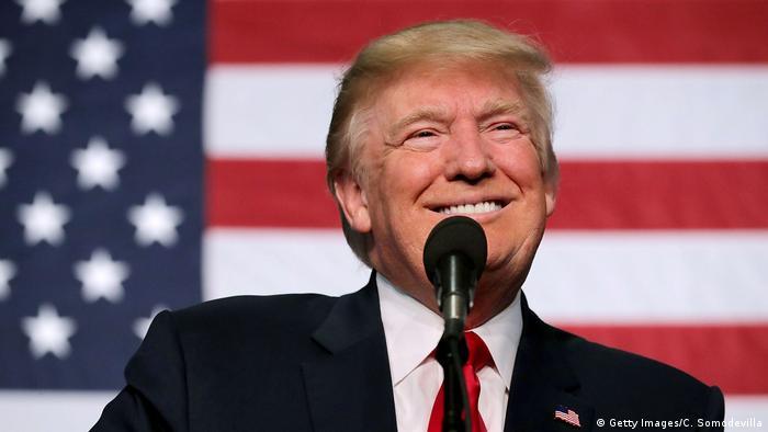 US-Präsident Donald Trump (Getty Images/C. Somodevilla)