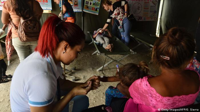 Denguefieber in Honduras