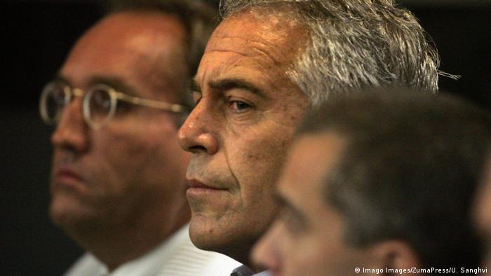 Otopsi sonucu: Epstein kendisini astı | DÜNYA | DW | 17.08.2019