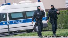 Polizeiliche Durchsuchungen in NRW (Symbolbild)