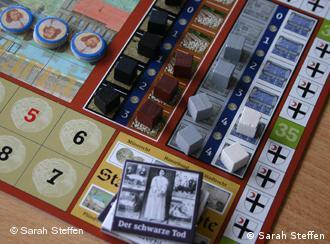 Attandarra board game