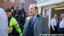 Kevin Spacey vor Gericht