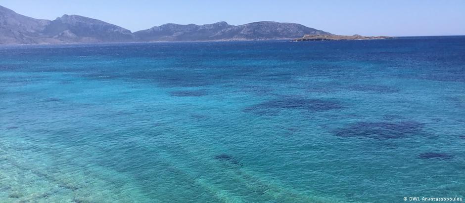 Griechenland | Kleine Kykladen | Ägäis (DW/I. Anastassopoulou)