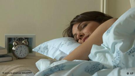 Schlafende Frau (AP)