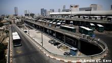 Tel Aviv Busbahnhof Central Station Die Monströsität