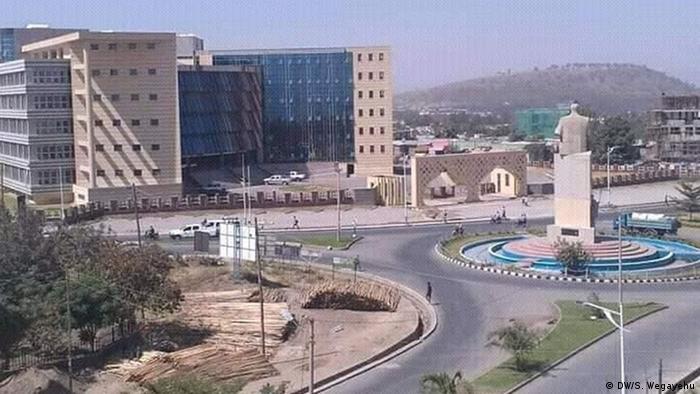 Äthiopien Stadtansicht Awassa