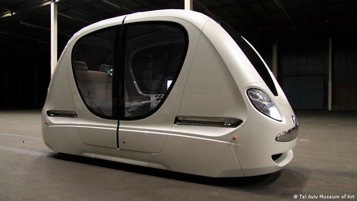 Personal Rapid Transit pod