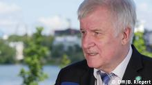 Horst Seehofer Porträt Interview