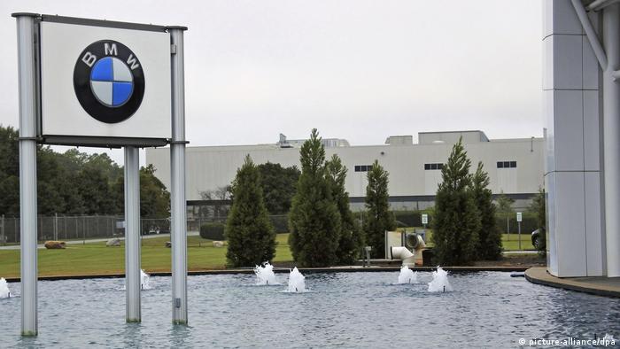 BMW - zakład w Spartanburgu