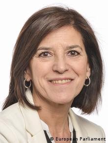 Portrait María Izaskun Bilbao Barandica (European Parliament)