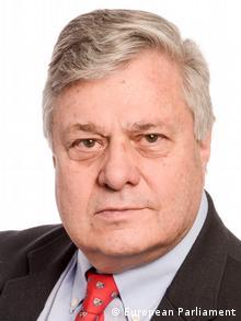 Portrait Leopoldo López Gil (European Parliament)