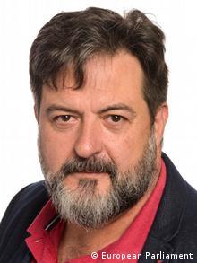 Portrait Manuel Pineda (European Parliament)