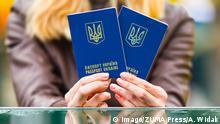 Ukraine Reisepass | Symbolbild