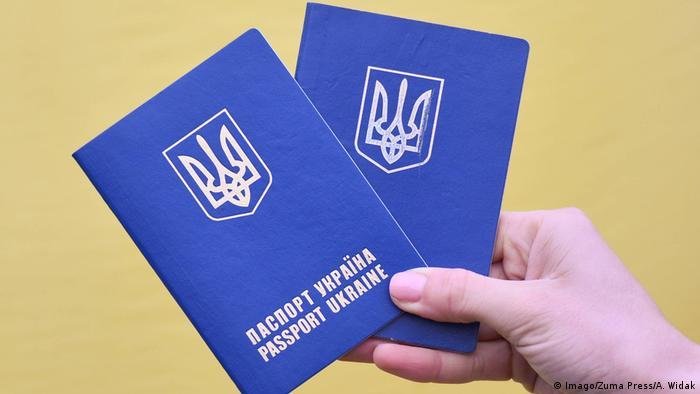 біометричні паспорти громадянин України для виїзду за кордон